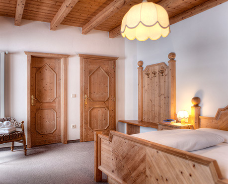 Rooms in Val Casies